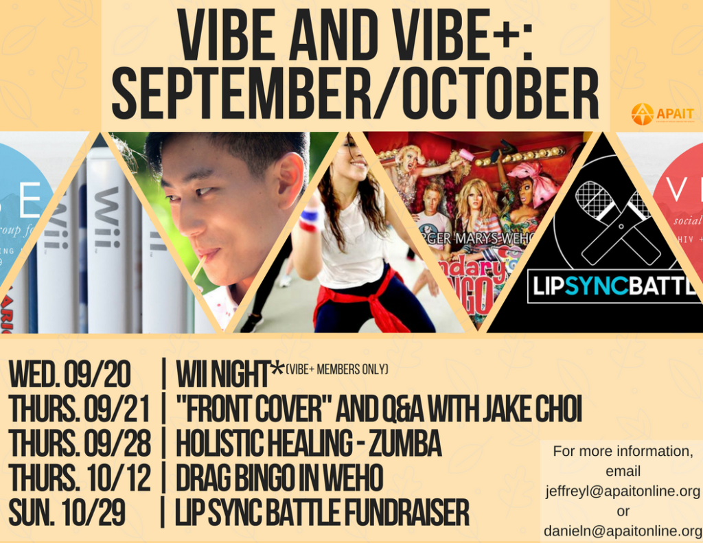 vIBE and vIBE+- September and october (1)