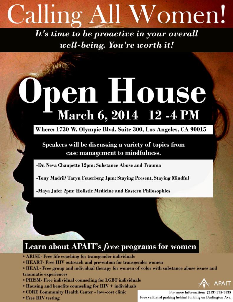 Open HouseFINAL